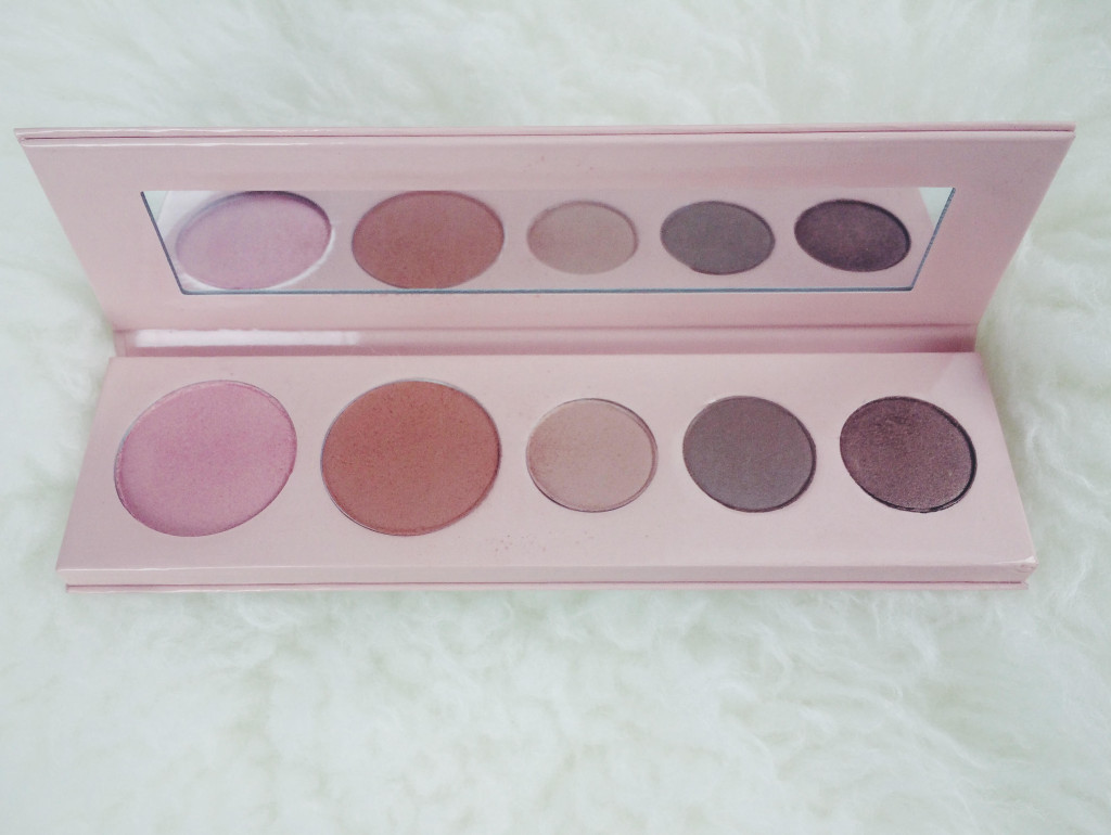 100 percent pure makeup pallette