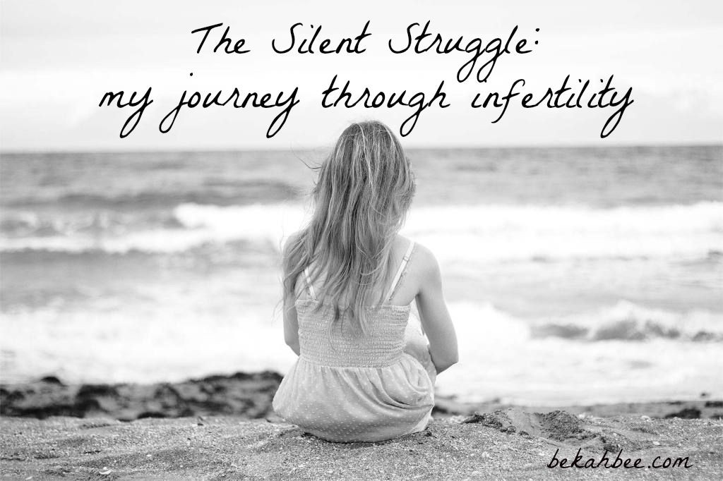 The Silent Struggle: my journey through infertility